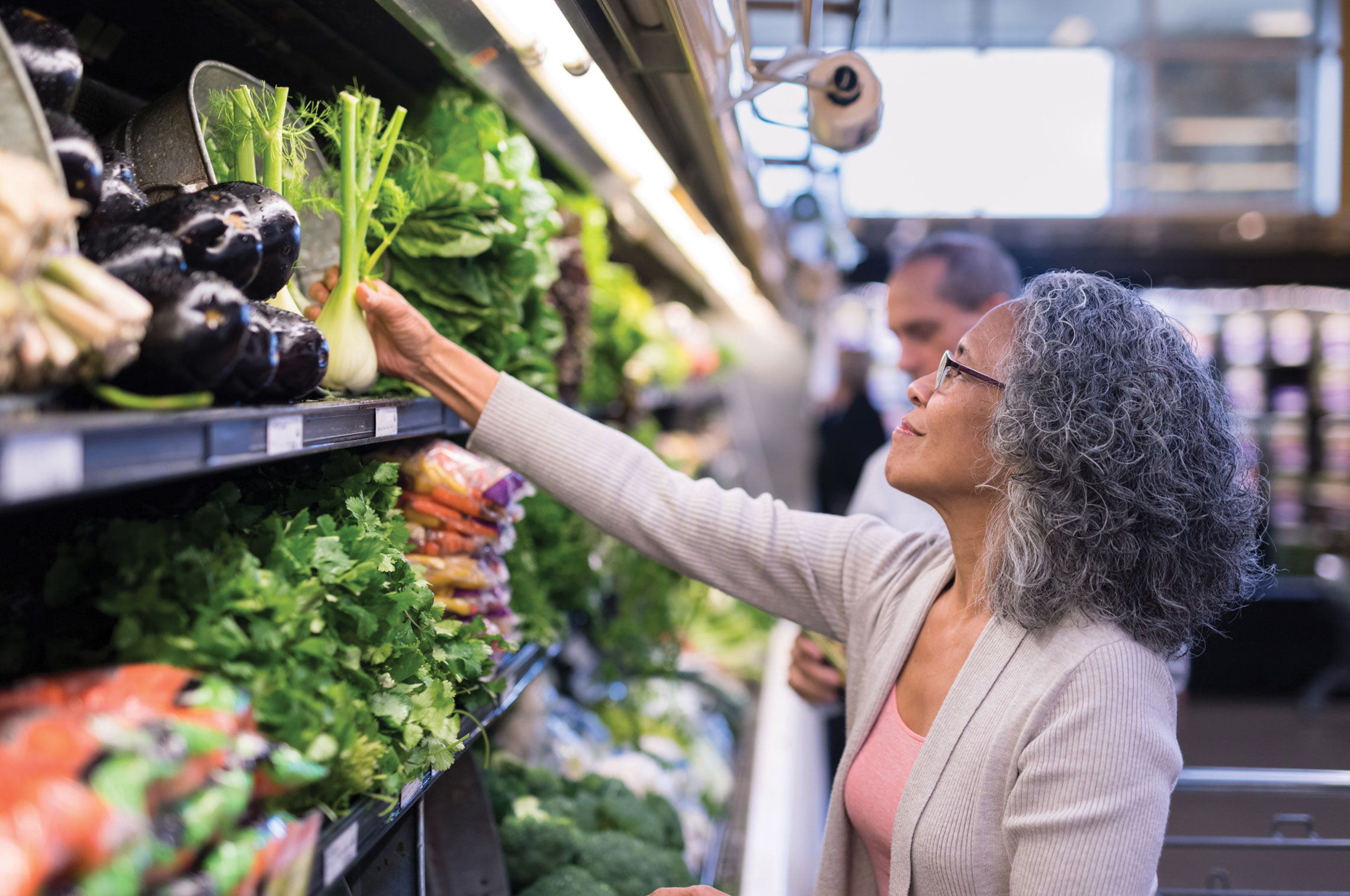 3 Tips for Retirees to Shop Healthy