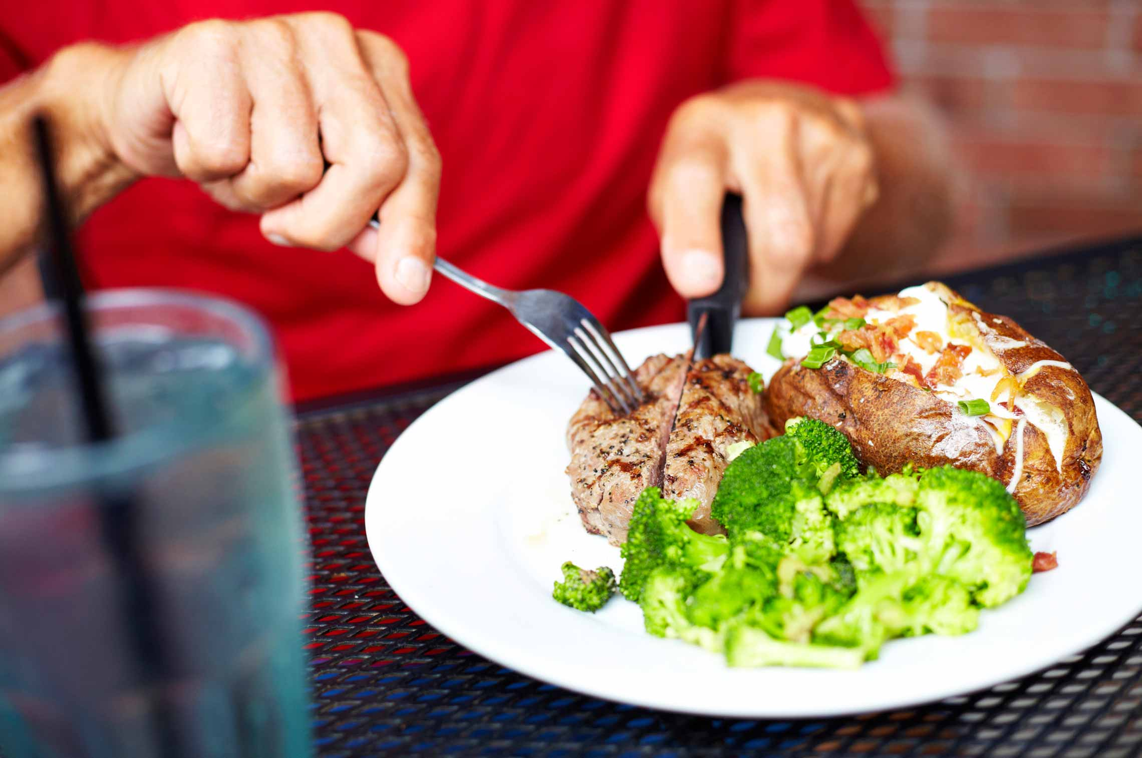 Nutrition and Diet – Where's the Beef?