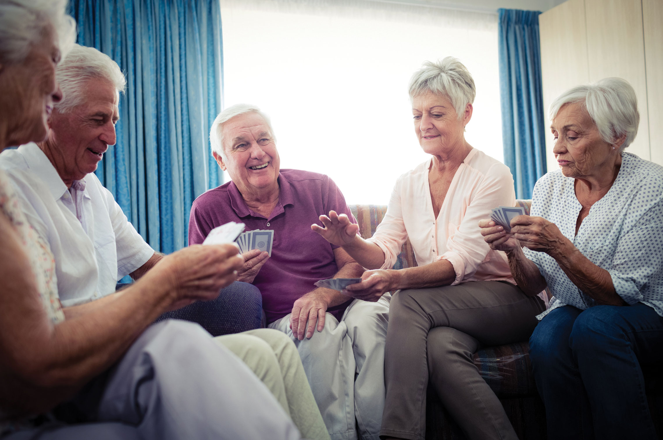 A Look at the Modern Senior Community