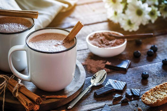 Are You Craving Some Cocoa?
