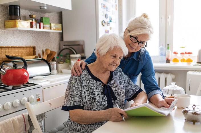 4 Tips for Pre-planning Aging Parental Care