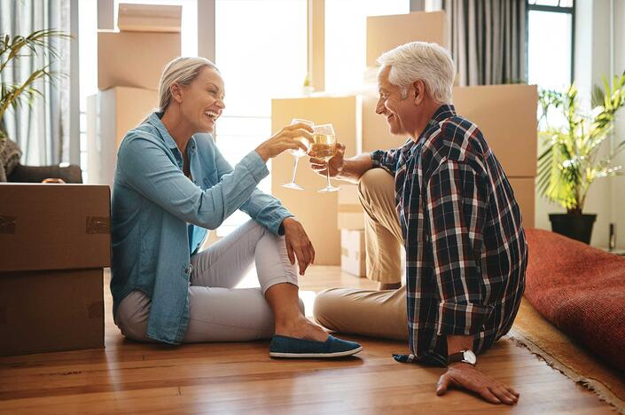 5 Advantages of Downsizing Your Home in Retirement