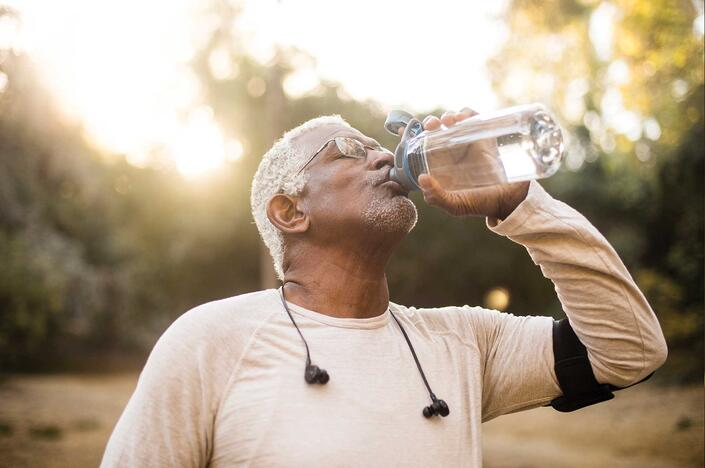 How & Why Water is Vital to Cognitive Health