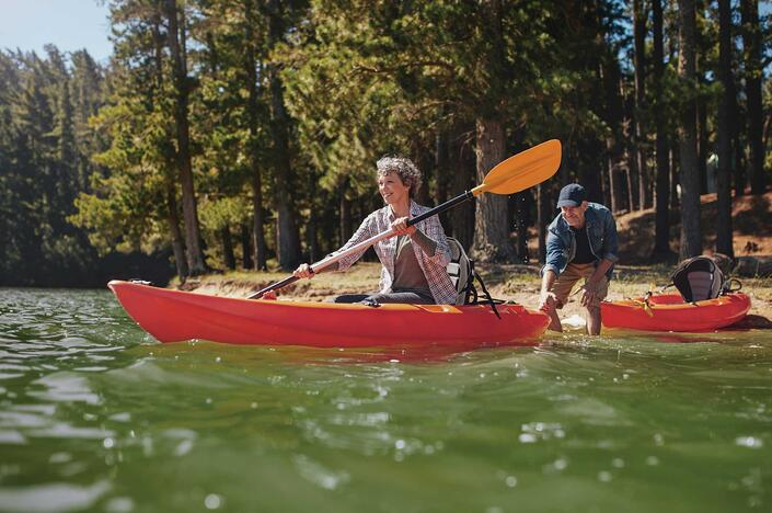 Tips on Mastering the Art of Kayaking at Any Age