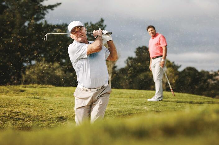 Muscle Memory & Your Golf Game