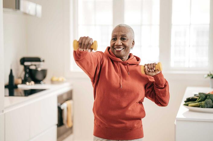 New Study Shows Exercise & a Healthy Diet Can Combat Cognitive Decline