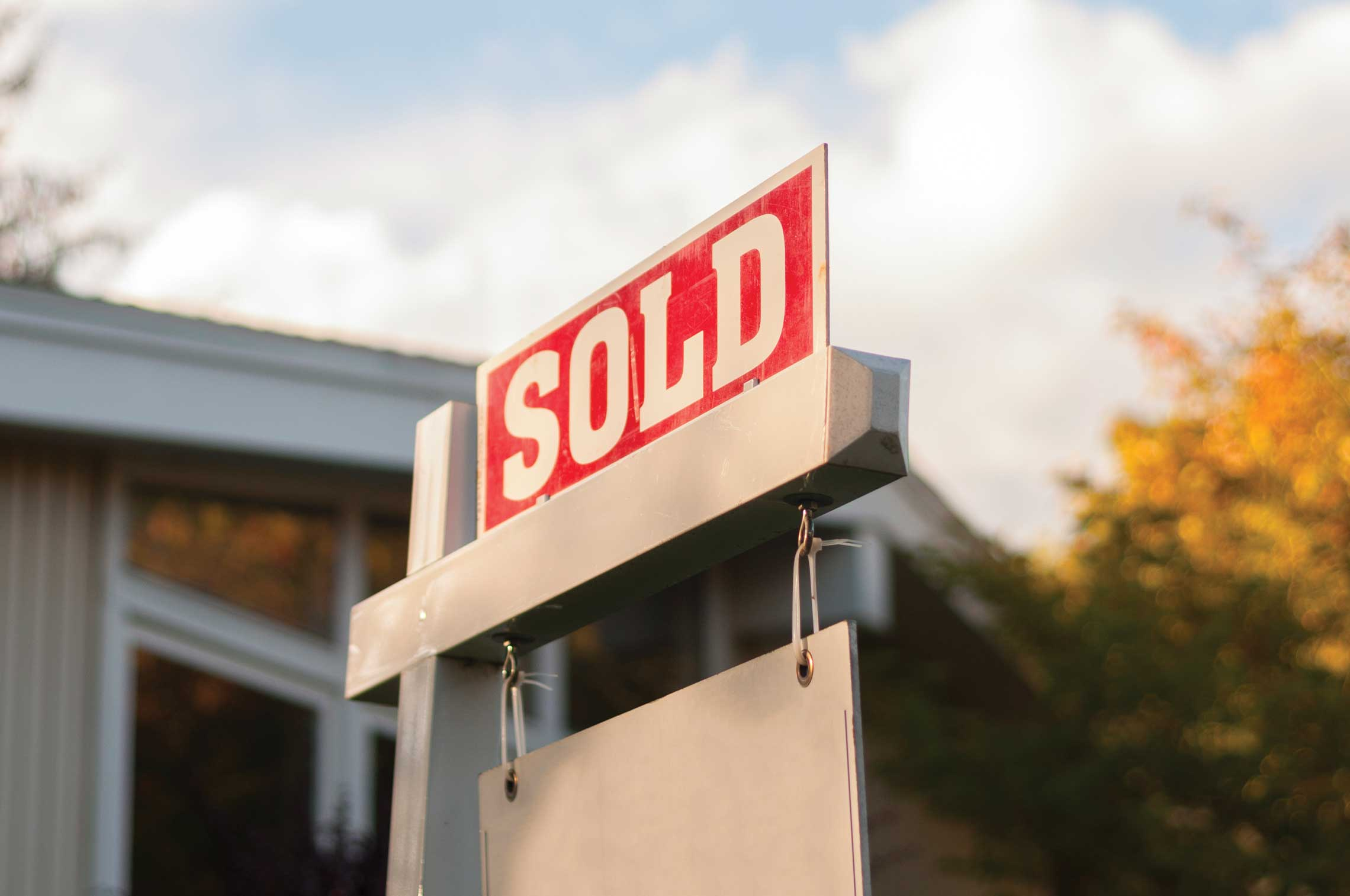 The Boomer Generation Can't Stop Buying Houses – Here's Why