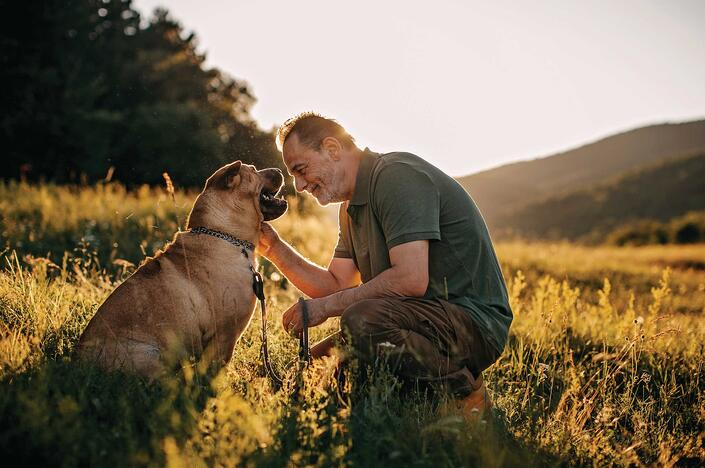 The Scientific Advantages of Dog Ownership