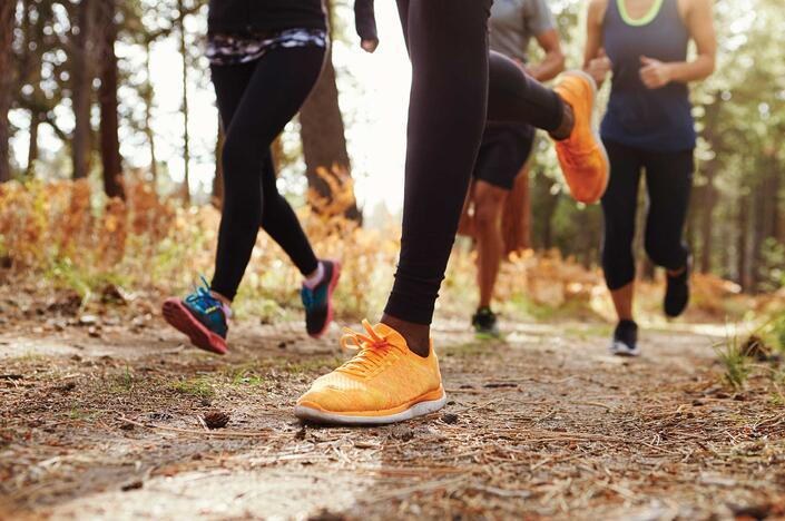 Tips to Improve Your Trail Running Technique