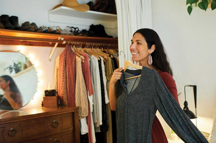 What's a Capsule Wardrobe?
