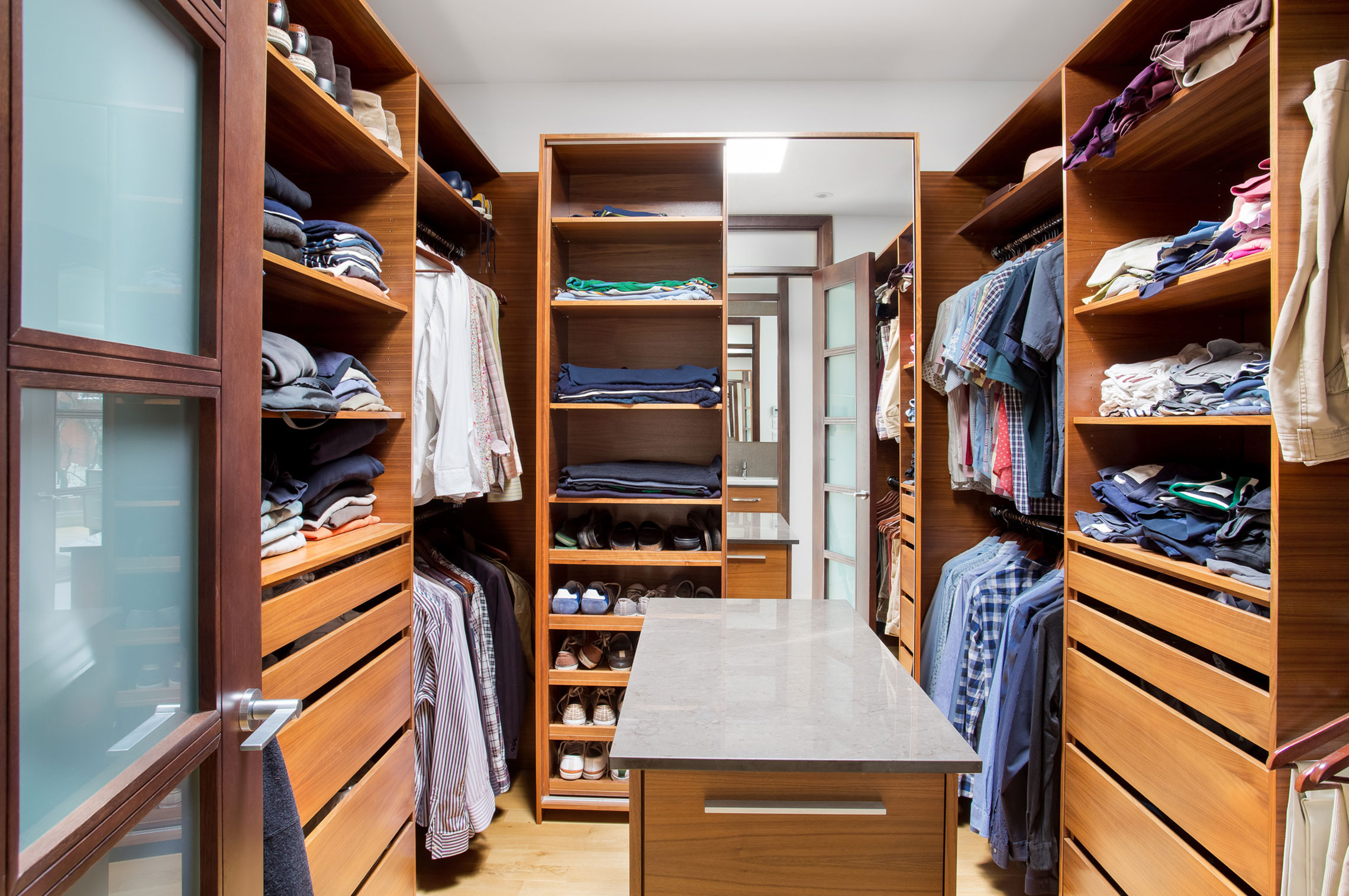 Closet Wars – How to Share Your Space Harmoniously