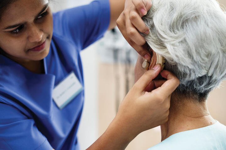 How Retirees Can Cope with Hearing Loss
