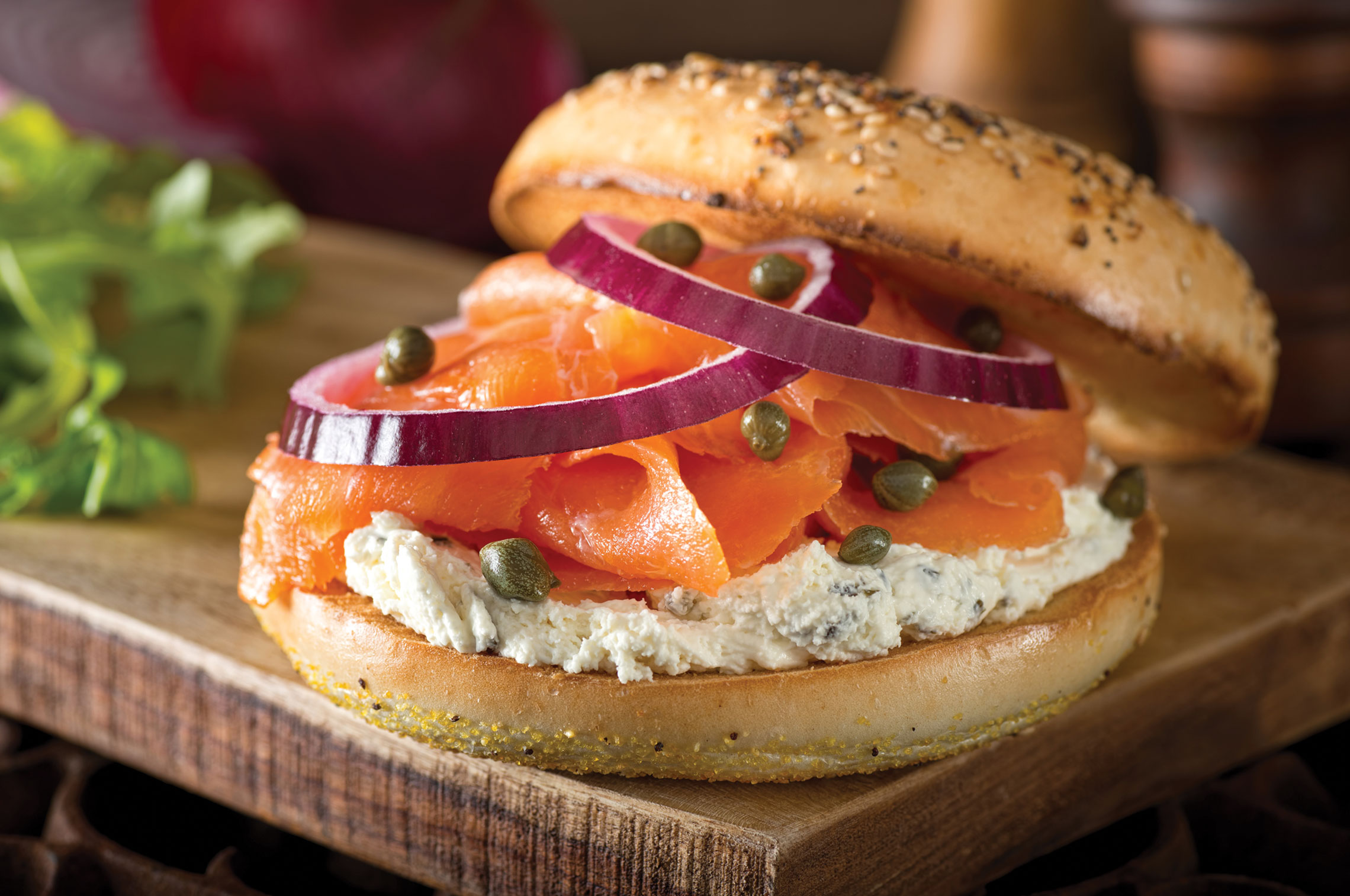 How to Make a Delicious Omega-3 Bagel
