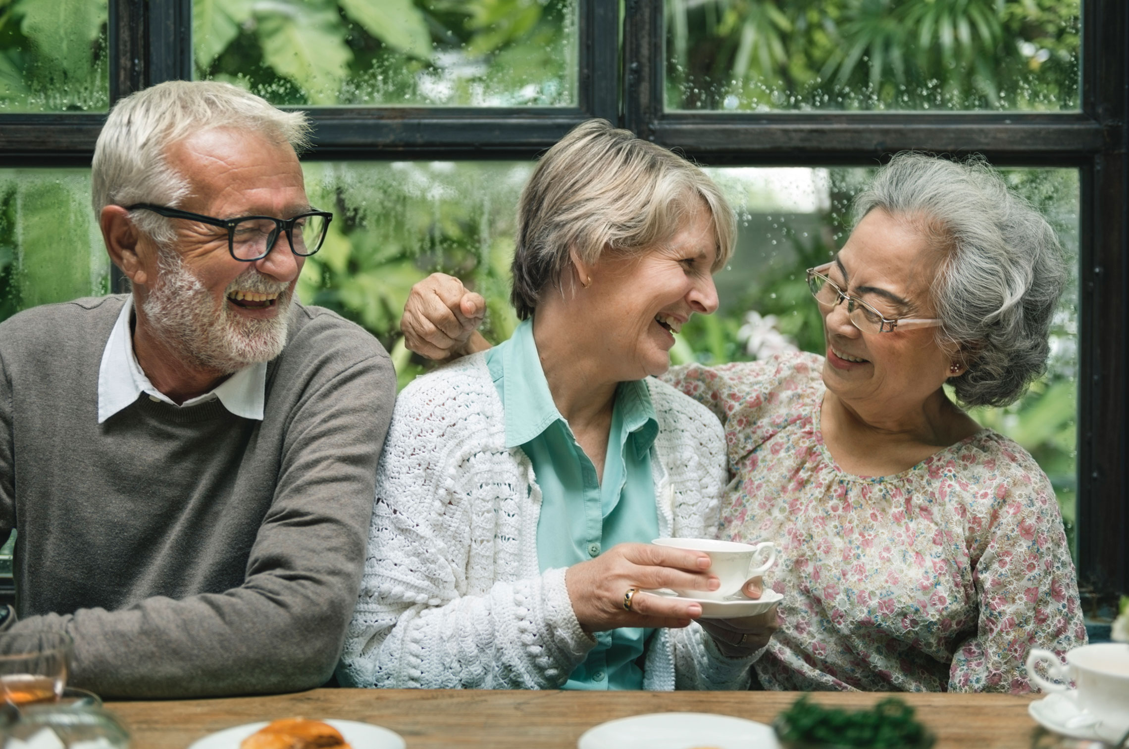 How to Make New Friends in Retirement