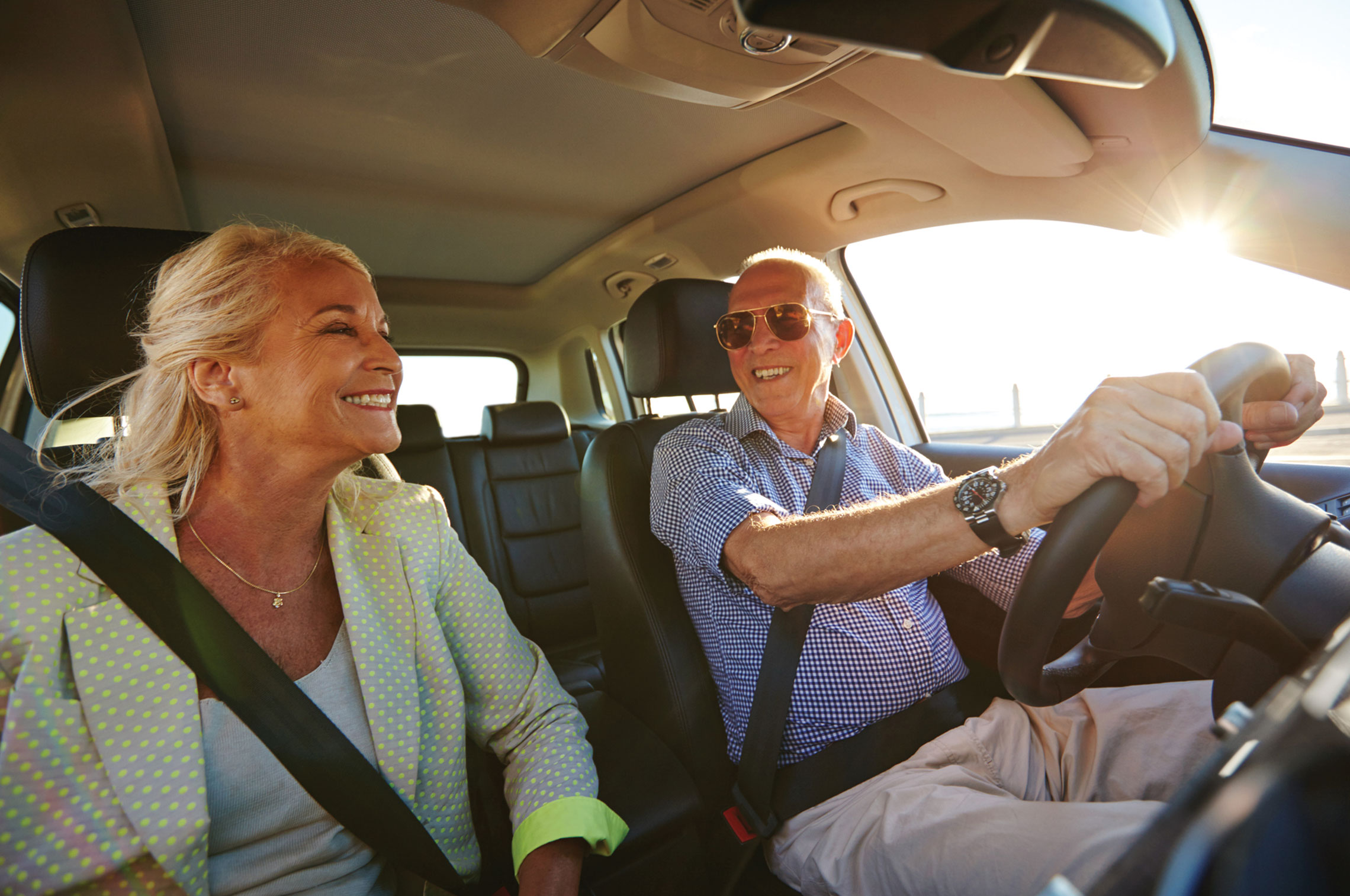Snowbird? Try These Tips for A Pain-Free Drive