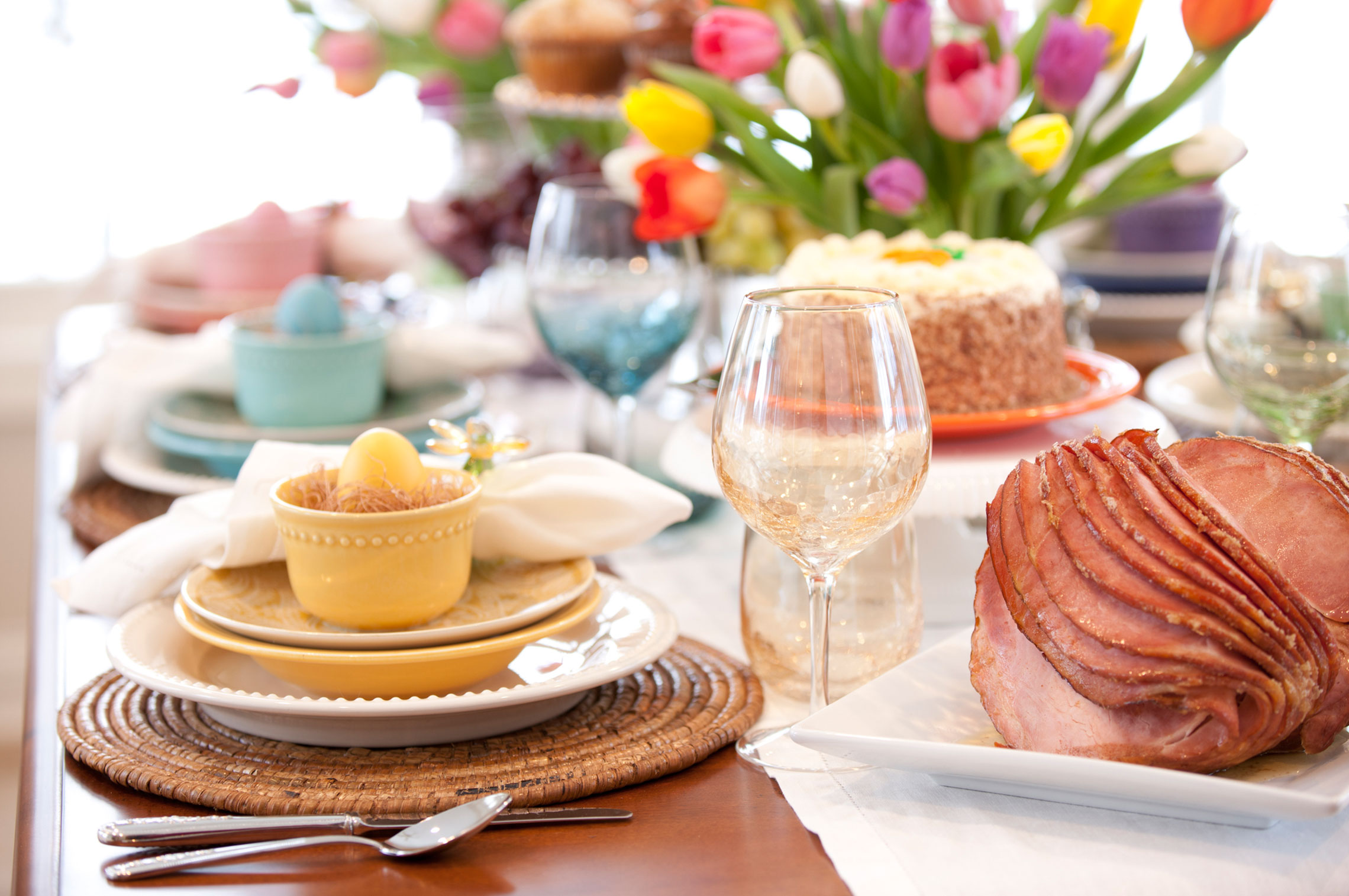 The Meaning Behind Some Traditional Easter Foods