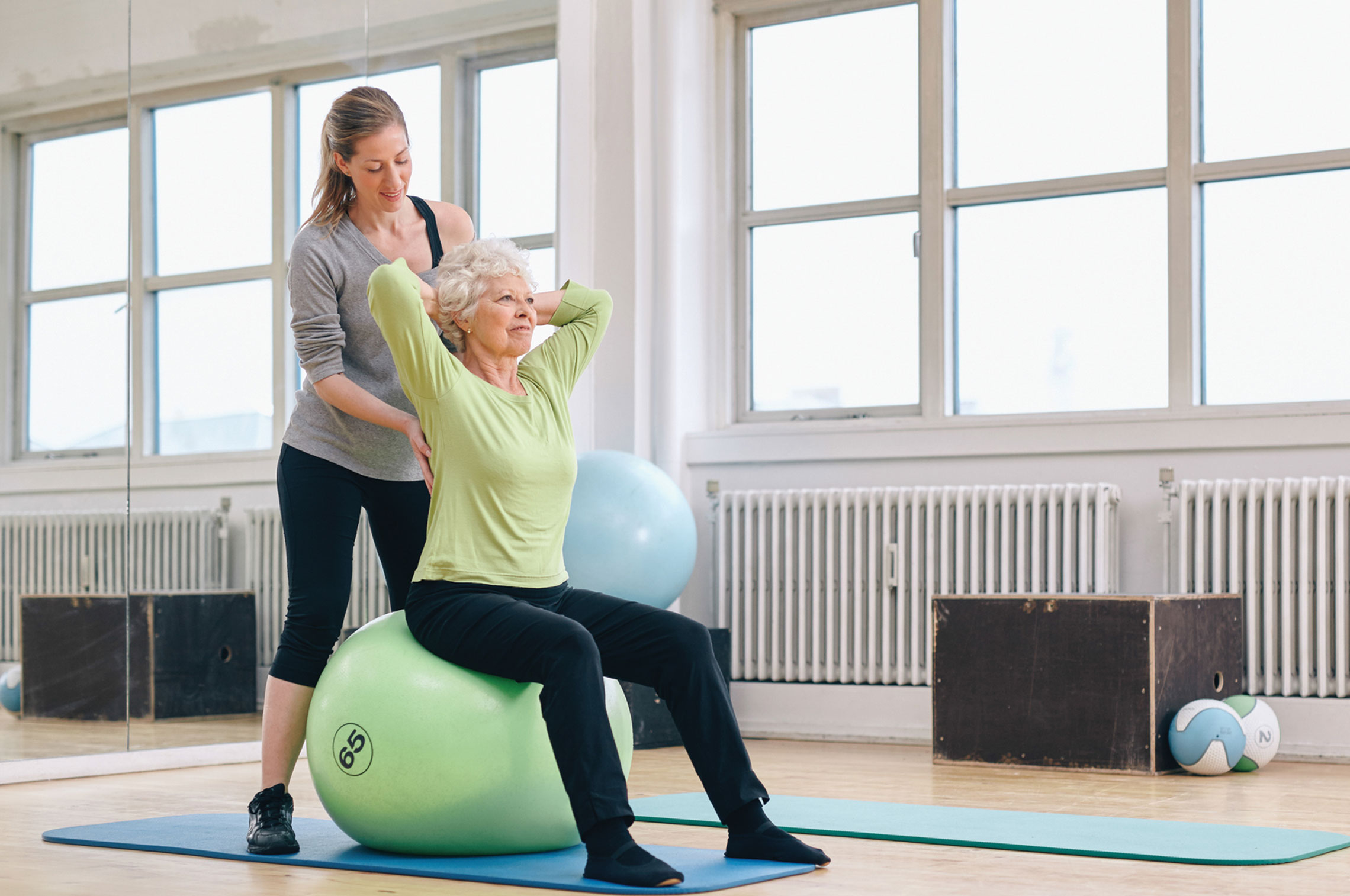 Tips for Exercising Aging Muscles – Part 1: The Problem
